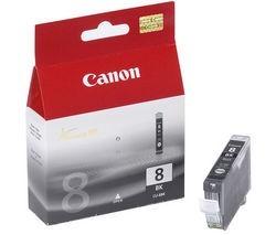 Originální inkoustová náplň Canon CLI8BK/black