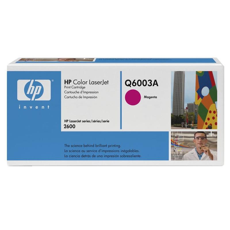 Originální toner HP Q6003A