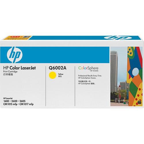 Originálny toner HP Q6002A