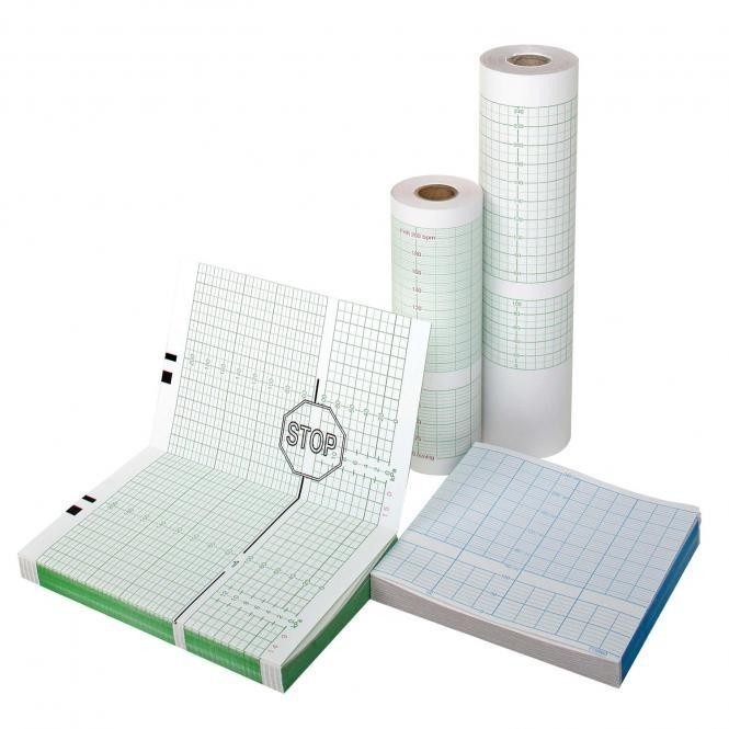 Papír pro KTG (CTG)