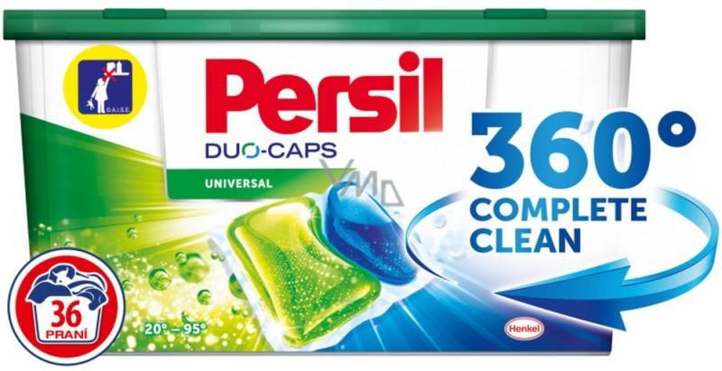 Persil DUO CAPS, Deap Clean, 36 ks