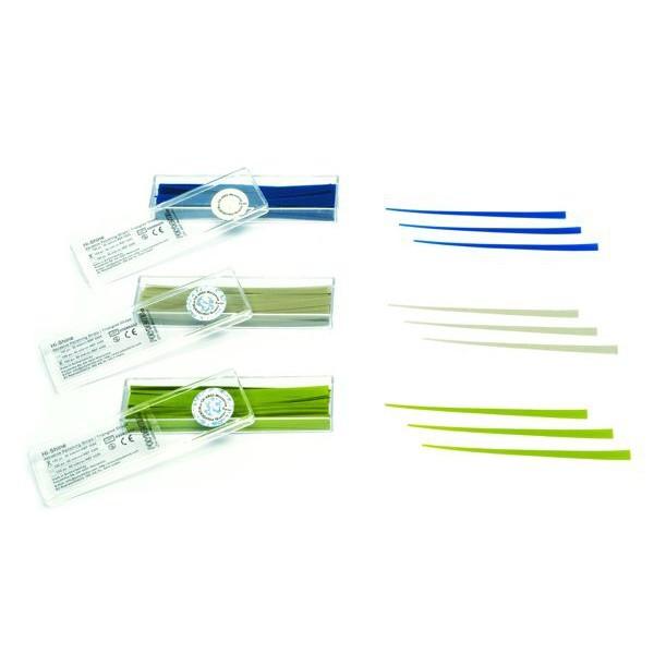 Polydentia, brusný pásek Tria-Shine, 100 ks