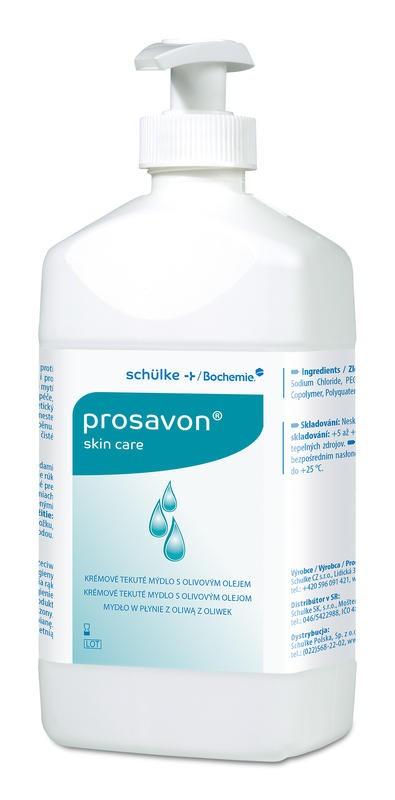 Prosavon Standard s dávkovačem, tekuté mýdlo, 500 ml