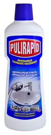 Pulirapid Classico, na rez a vodní kámen