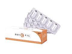QuixFil, kompule 20 x 0,28 g