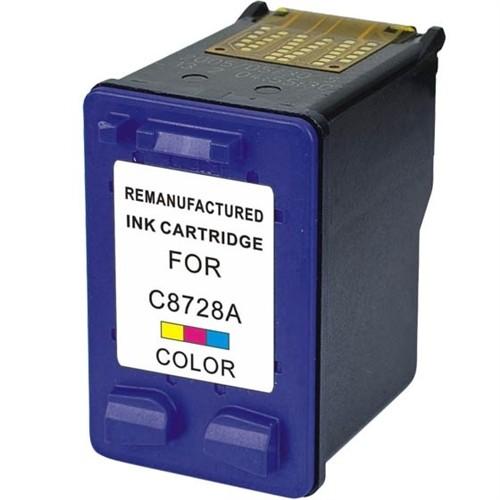 Renovovaná inkoustová náplň HP C8728A