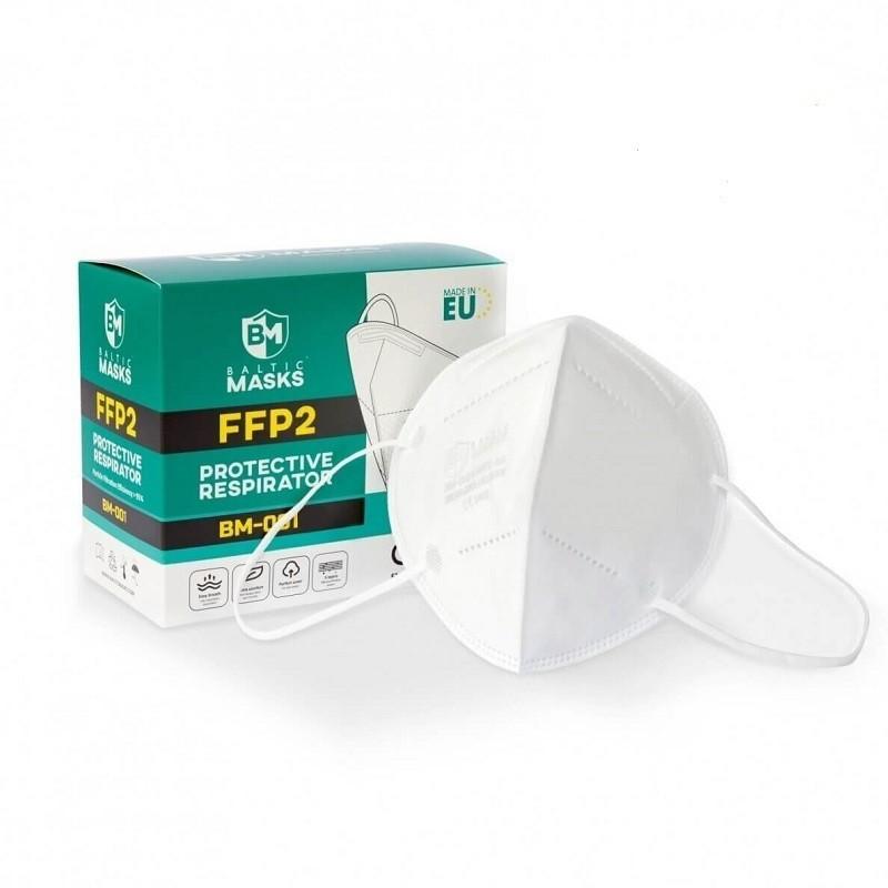 Respirátor FFP2, 10 ks