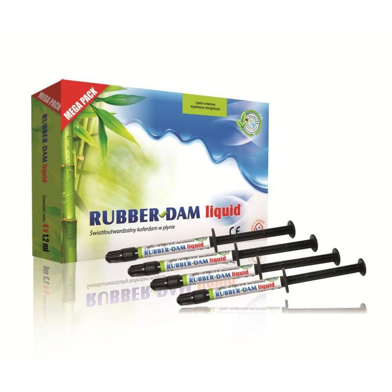 Rubber-Dam Liquid Mega Pack 4 x 1,2 ml