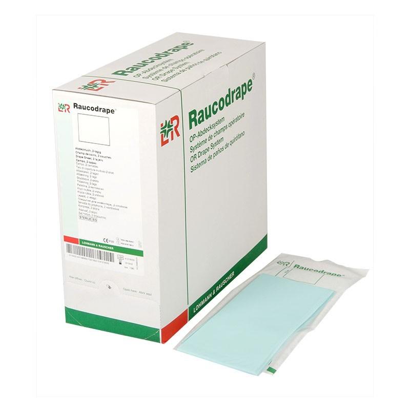 Rúško krycie Raucodrape® 2-vrstvové, sterilné