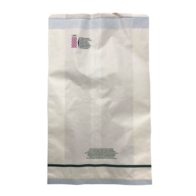 Sáček skládaný papír 380 x 125 x 610 mm, 250 ks