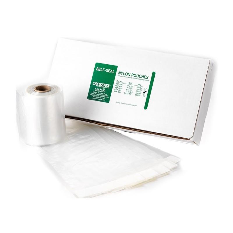 Samolepící sáček HV Crosstex, nylon, 100 ks v balení