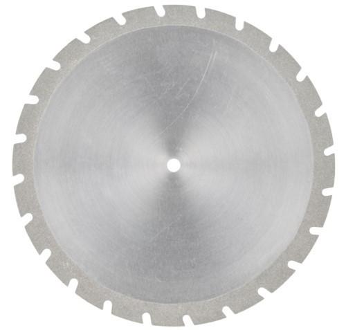 Separační disk na sádru, střední bez otvoru 180µ