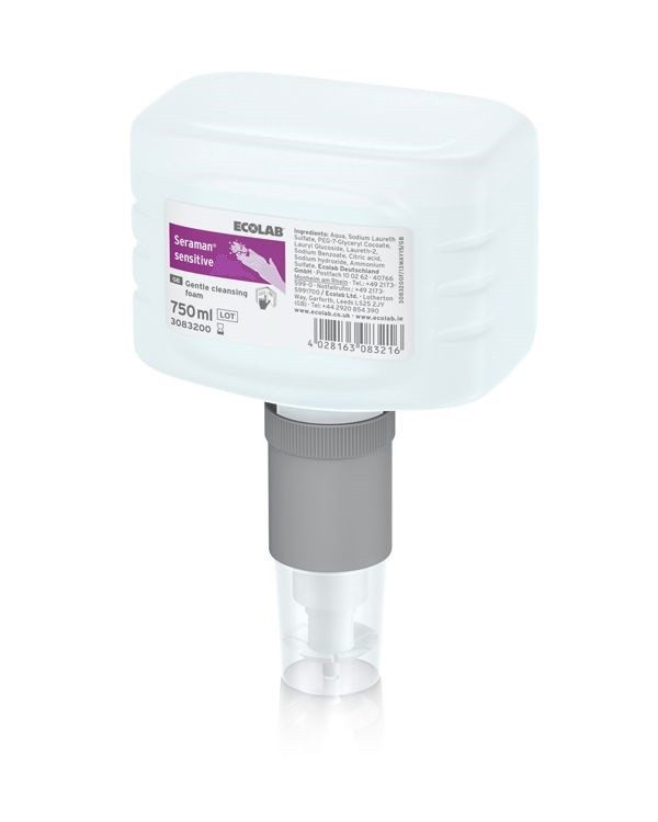 Seraman Sensitive Soft 750 ml, pro Nexa dávkovač