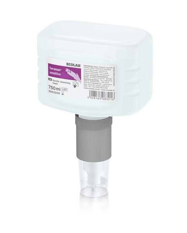 Sereman® Sensitive Soft jemná mydlová emulzia, 750 ml