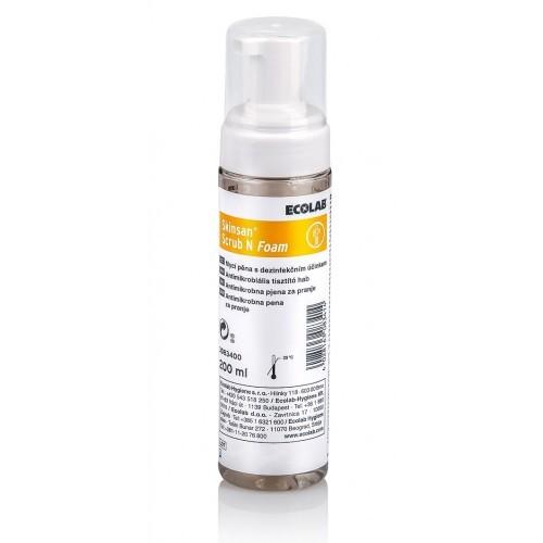 Skinsan scrub N Foam, 200 ml