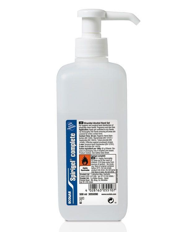 Spirigel complete 500 ml
