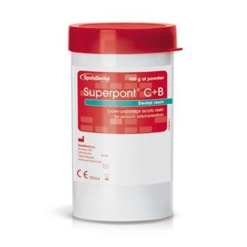 Superpont C+B, PLV 100 g, dentinový
