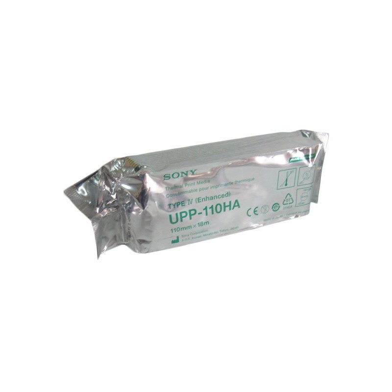 Termocitlivý papier Sony UPP-110HA, 110 mm x 18 m