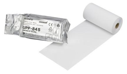 Termocitlivý papier Sony UPP-84S, 84 mm x 13,5 m
