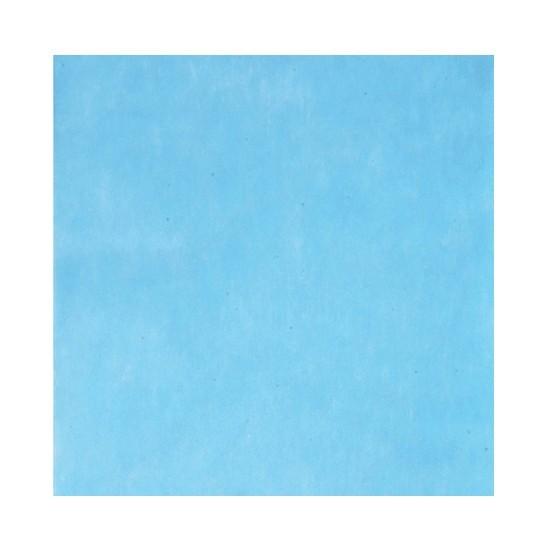 Textília netkaná 120 x 120 cm, modrá, 100 ks