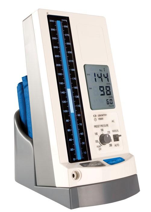 Tlakomer Omniprax profesionálny DM-3000, 2x manžeta - štandard