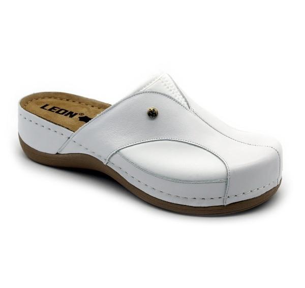 Topánky Comfy biele, dámske