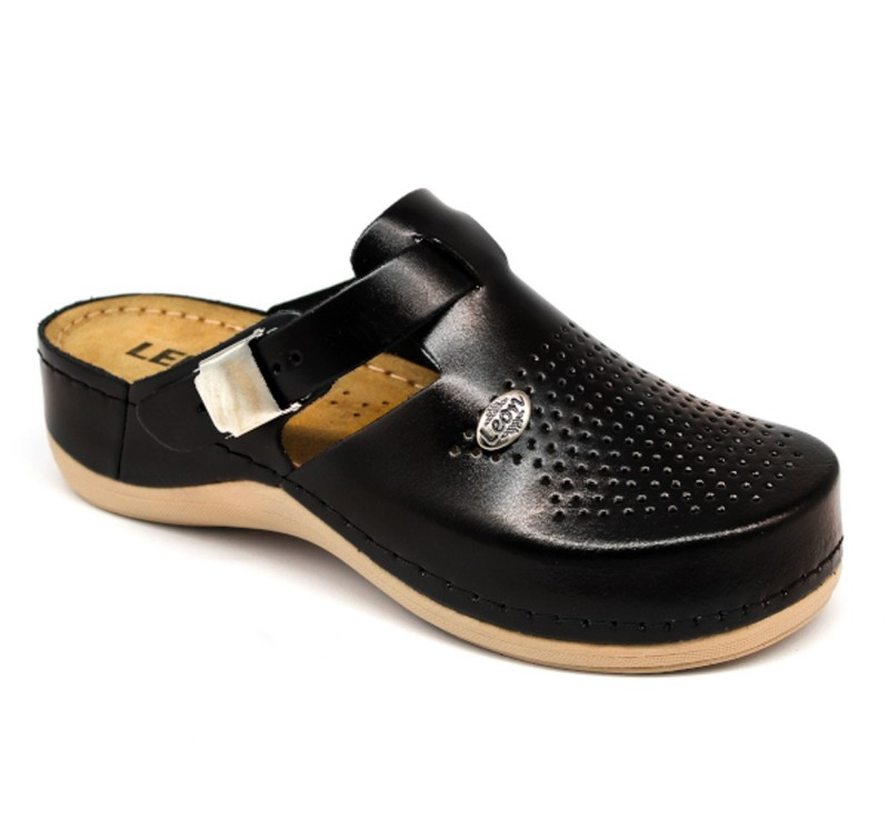 Topánky Luna farba čierna, dámske
