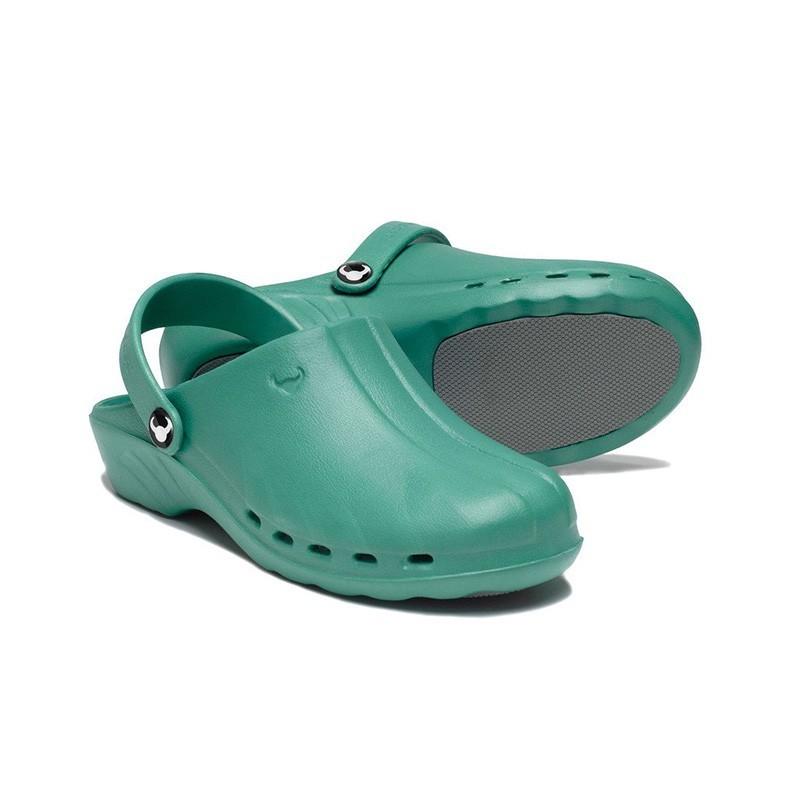 Topánky Suecos, Oden zelené