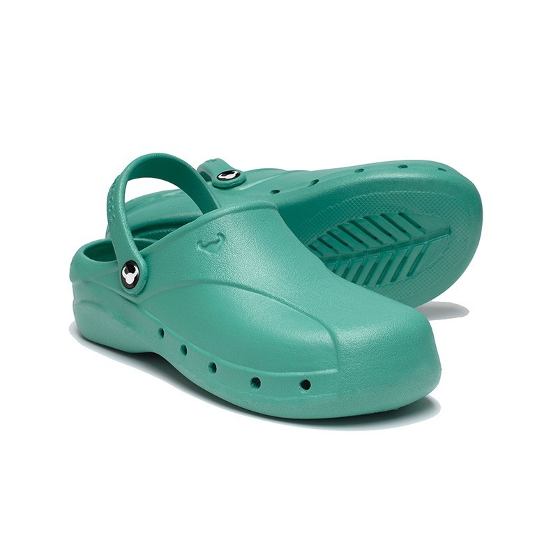 Topánky Suecos, Skoll zelené