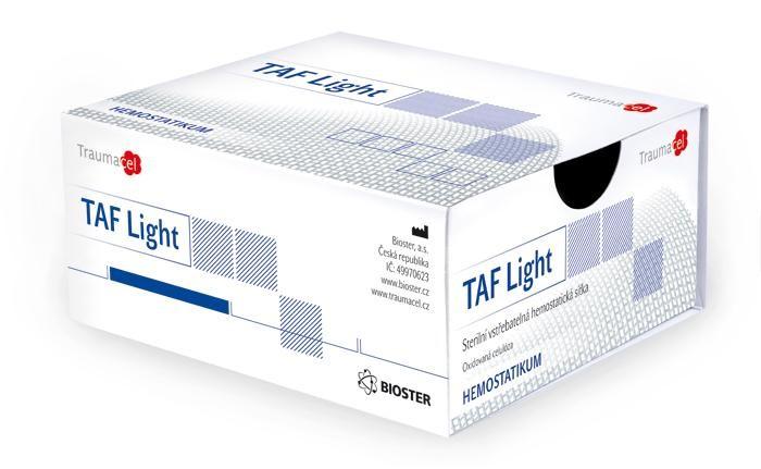 TRAUMACEL TAF Light 1,5 x 5cm, 10 ks