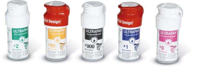 UltraPak retrakční vlákno, neimpregnované