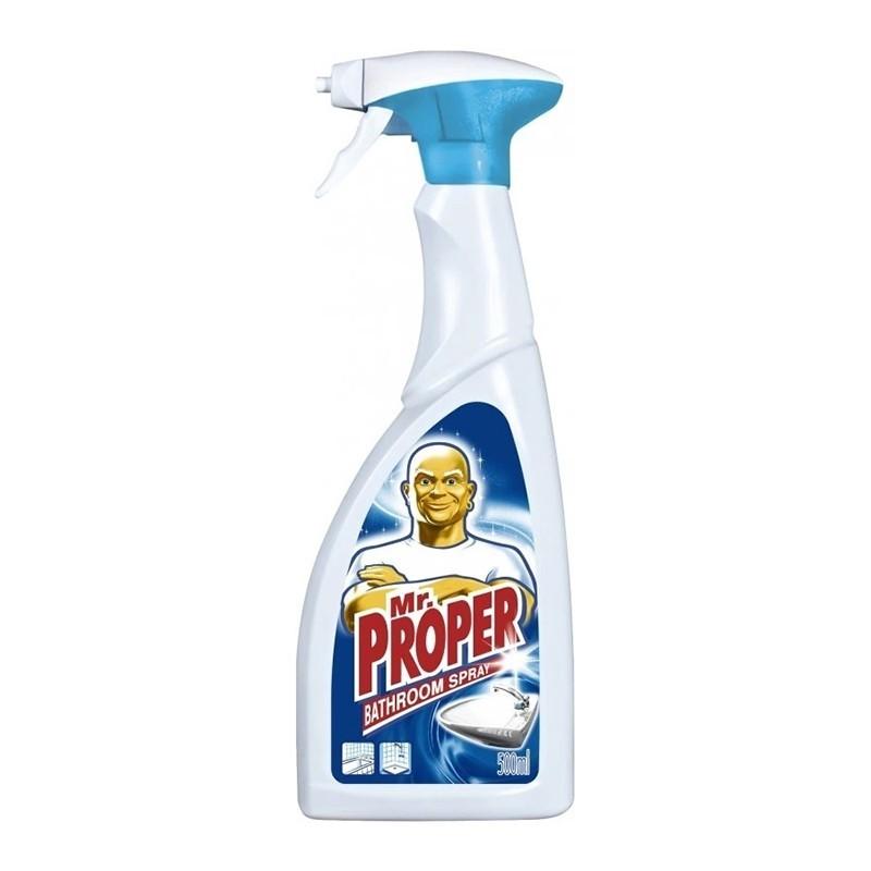 Univerzální čistič Mr. Proper koupelny 2v1 sprej 500 ml