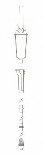 Urodynamická souprava malá USM/150 ks v bal - neni pre pumpu SAMBA