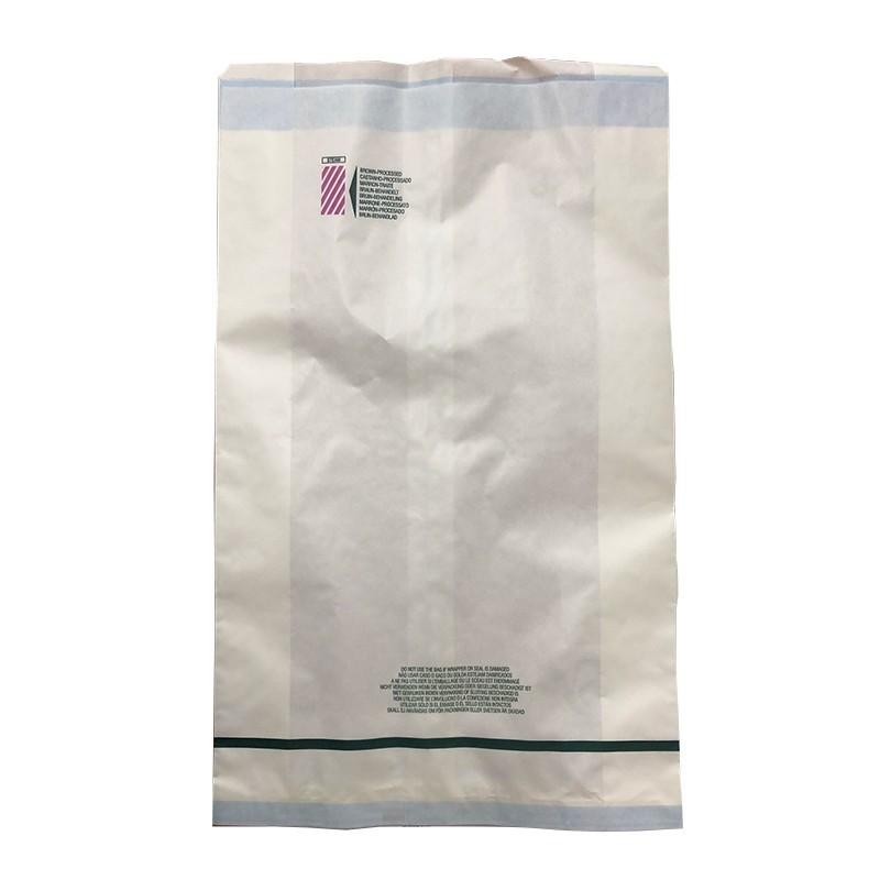Vrecko skladaný papier 380 x 125 x 610 mm, 250 ks