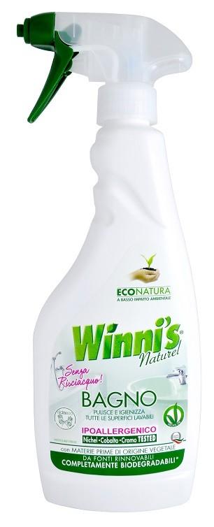 Winni´s bagno 500 ml, čistič do kúpeľní
