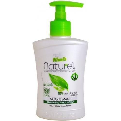 Winni´s naturel sapone liquido the verde, tekuté mydlo, 250 ml