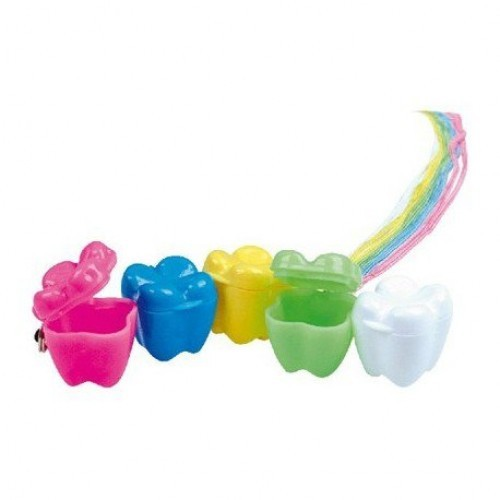 Zúbok k úschove mliečnych zubov, 20 ks