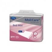 Absorpčná podložka Molicare Premium Bed Mat 60 x 90 cm,  60 x 180 cm so záložkami, 30 ks