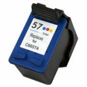 Alternativní inkoustová náplň HP C6657A