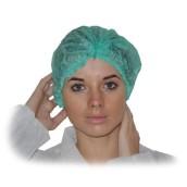 Baret čiapka, Medicom zelená, 100 ks