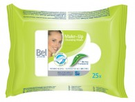 Bel Cosmetic vlhčené odličovacie utierky, 25 ks