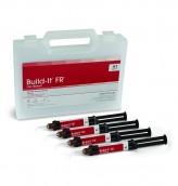 Build-it FR Syringe 4 x 4 ml / 8,6 g + 20 koncoviek