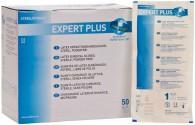 Chirurgické rukavice Expert Plus latex, sterilné, nepúdrované, veľ. 8,5, 1 pár