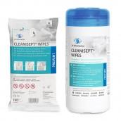 Cleanisept Wipes dezinfekčné utierky bez alkoholu, 100 ks