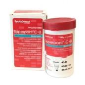DOPRODEJ Superpont C+B, PLV 100g enamel - incize A3,5