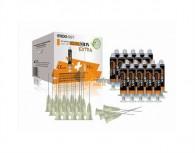 Endo-Set Chloraxid 20 x 5 ml, 20 ks výplachových jehel