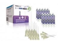 Endo-Set pro GLUKO-CHECK 2%, 20 x 5 ml, 20 ks výplachových jehel