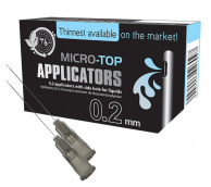 Endojehla Micro-Top k výplachům kořenových kanálků 0,20 x 25 mm, 20 ks
