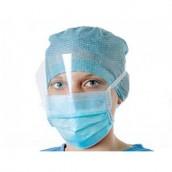 Foliodress® maska Comfort Anti splash + visor, 50 ks