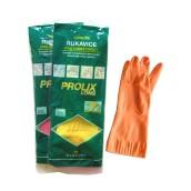 Gumové rukavice pro domácnost, vel. L, pár